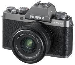 <b>Фотоаппарат Fujifilm X-T100 Kit</b> — купить по выгодной цене на ...