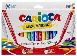 """<b>Carioca Фломастеры</b> """"Magic Markers"""" 20 шт. (41369) — купить по ..."""