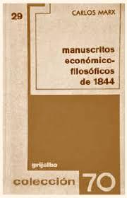 """""""El trabajo enajenado"""" - texto de Carlos Marx presente en los Manuscritos: Economía y Filosofía (1844) Images?q=tbn:ANd9GcT6tU_5FvS8Z8TSiBUUbXt6KjAXEn4TCrO0v7uXTHPmnL-FZs4BYw"""