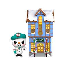 <b>POP</b>! <b>Town</b> Christmas: Peppermint Lane Frosty Franklin with Post ...