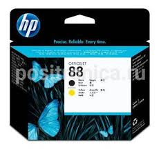 Купить <b>Печатающая головка HP 88</b> черный/желтый (C9381A) в ...