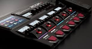 <b>Zoom</b> G11 - <b>гитарный процессор</b> мультиэффектов | ProSound