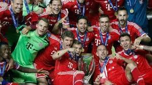 Bayern Juara Super Eropa 2013