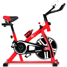Costway Adjustable <b>Exercise Bike</b> Bicycle Cycling Cardio Fitness ...