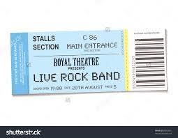 doc 710381 ticket sample features ticketsource 84 related sample concert ticket realistic look date vector 56650591 ticket sample