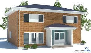 Affordable Home Plans  March Economical House Plan
