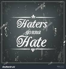 Image result for A HATER ILLUSTRATION