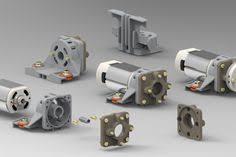 Universal Joint - STL, SOLIDWORKS - 3D CAD model - GrabCAD ...
