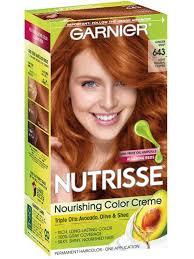 Nutrisse Nourishing <b>Color</b> Creme - Light Intense <b>Copper</b> - Garnier