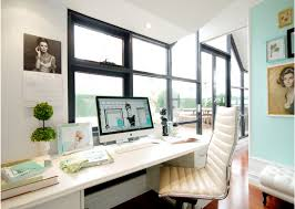 view full size chic office desk