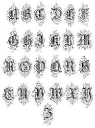 images about old english on pinterest  filet crochet  old english alphabet printable  bing images