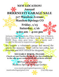 annual brrrnefit garage manitou springs chamber of commerce annual brrrnefit garage