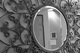 learn about using mirror in feng shui bad feng shui mirror facing