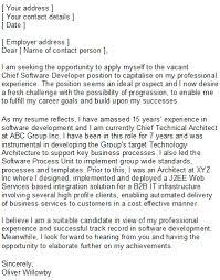 sample software developer cover letter software engineer cover  software engineer cover lettercontemporary