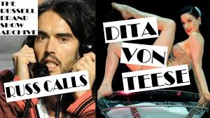 <b>Dita</b> Von Teese Interview | The Russell <b>Brand</b> Show - YouTube