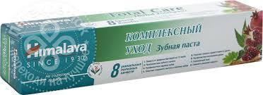 Купить <b>Зубная паста Himalaya</b> Herbals Комплексный уход 50мл с ...