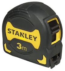 <b>Рулетка STANLEY Grip Tape</b> STHT0-33559 19 мм x 3 м — купить ...