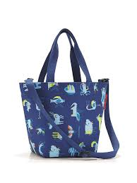 <b>Сумка детская</b> Shopper XS ABC friends <b>Reisenthel</b> 7948319 в ...