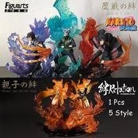 Newest 43cm <b>Japanese Anime Naruto</b> Figurine PVC Action Figure ...