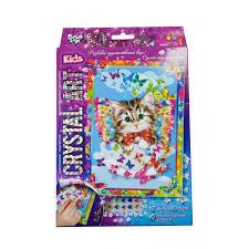 <b>Danko</b> Toys Набор креативного творчества Crystal Art Котенок ...