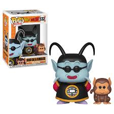 POP! <b>Anime</b>: <b>Dragon Ball</b> Z - King Kai & Bubbles | GameStop
