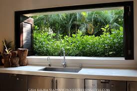 Kitchen Windowsill Herb Garden Loved The Kitchen Window Complete With Herb Garden At Your Herb