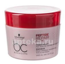 <b>Schwarzkopf professional</b> bc bonacure peptide repair rescue <b>маска</b> ...