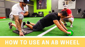 How to PROPERLY Use an <b>Ab Wheel</b> | MIND PUMP - YouTube