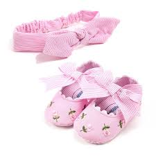 Girls Shoes <b>2019 Autumn Toddler Newborn Baby</b> 3D Bowknot Crib ...