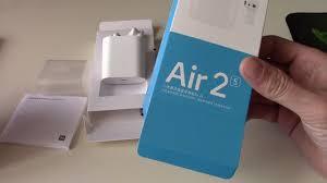 Наушники <b>Xiaomi Mi Air</b> 2s (<b>Mi</b> AirDots Pro 2s) TWS - новинка ...