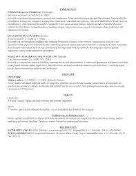 fill in resume template glamorous simple resume sample examples cover letter example resumer example resume bullets example cosmetologist cover letter