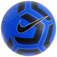 <b>Мяч футбольный NIKE Pitch</b> Training, размер 5, TPU, машинная ...