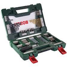 <b>Bosch 91Pce</b> Drill & Screwdriver Bit Set   Mitre 10