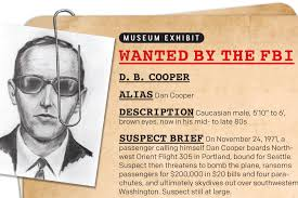 Image result for db cooper