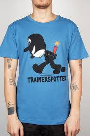 <b>Футболка TRAINERSPOTTER Felix</b> Dynamite T-shirt (Blue Marl-B ...