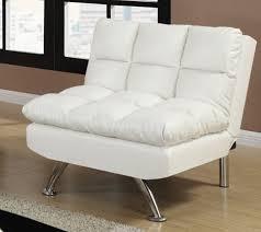 stylish white leather futon sofa aria futon sofa bed white walmart