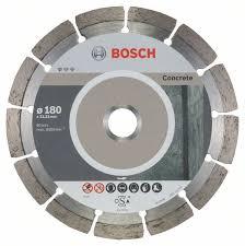 <b>Алмазный диск</b> Standard for Concrete (180х22.2 мм;<b>10 шт</b>.) <b>Bosch</b> ...
