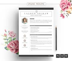 resume template cover letter for word ai psd diy 🔎zoom