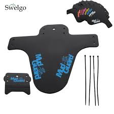 <b>New Bicycle Fenders Lightest</b> MTB Front Mud Guards Tire Tyre ...
