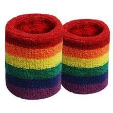 Shop Rainbow Wristband - Great deals on Rainbow Wristband on ...
