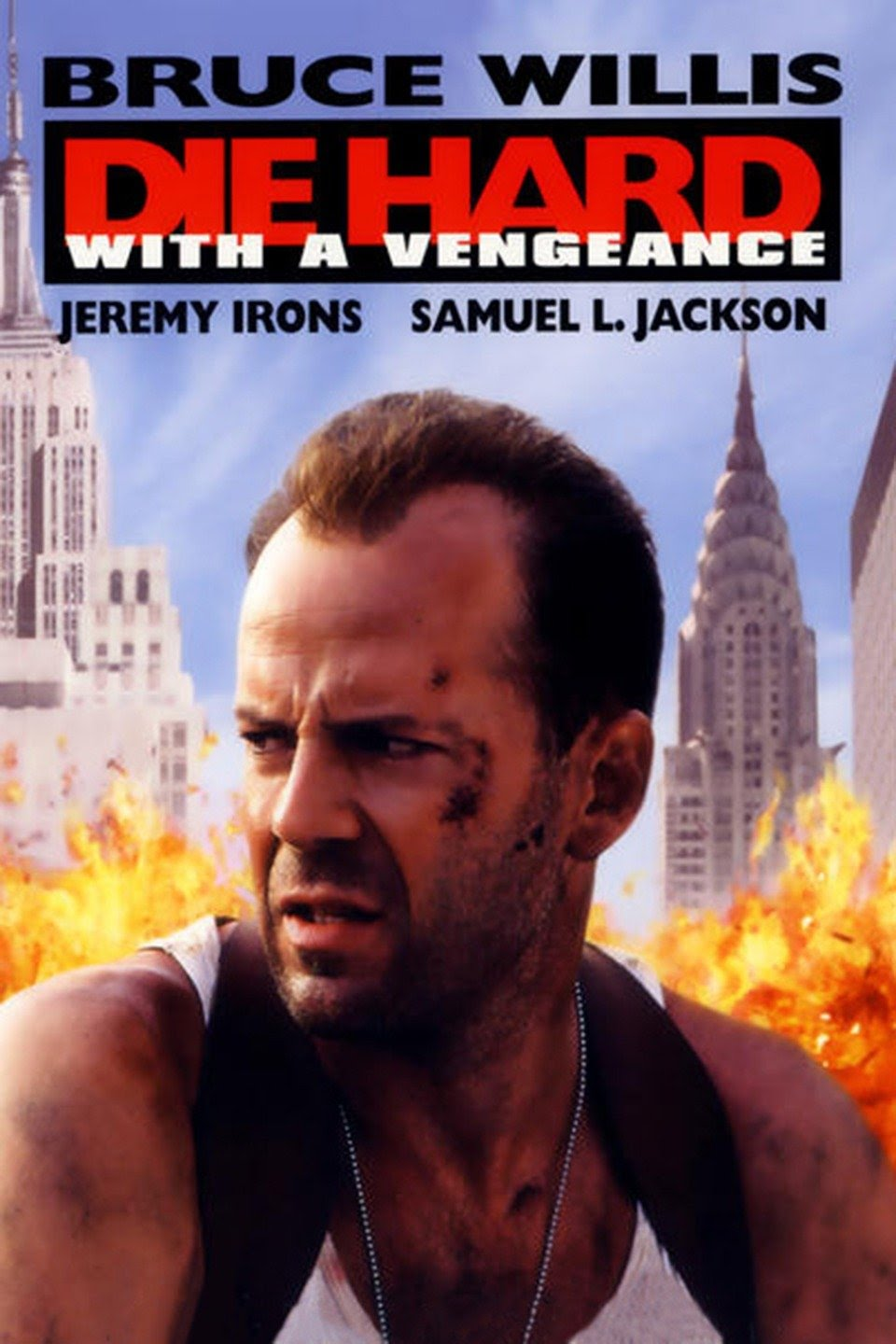 Die Hard with a Vengeance (1995) {Hindi-English} 480p || 720p