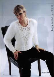 <b>модели вязаной одежды</b>, мохер   Anny Blatt   Knitting patterns ...