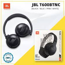 <b>JBL T600BTNC</b> Headphones with Active Noise Cancellation ...