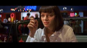 the eyes behind the mask pulp fiction and postmodernity  pulp fiction blu ray6x