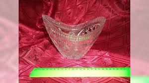 Хрустальная <b>ваза bohemia</b> купить в Тюменской области на Avito ...