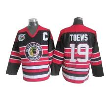Blackhawks Reignite Old Rivalry - possible jersey [photo -nhlstore.com]