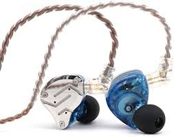 Linsoul KZ ZS10 Pro 4BA+1DD 5 Driver In-Ear <b>HiFi Metal</b>: Amazon ...