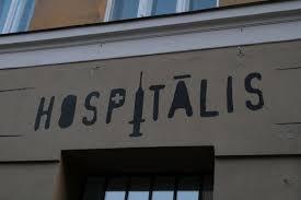 Hospitalis Restaurant, Riga