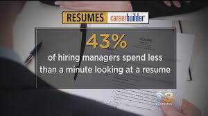 on your side making your resume stand out cbs philly 3 on your side making your resume