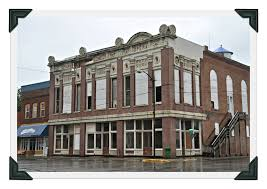 the greenfield opera house won t be a tragedy for much longer the greenfield opera house as it appeared in 2015